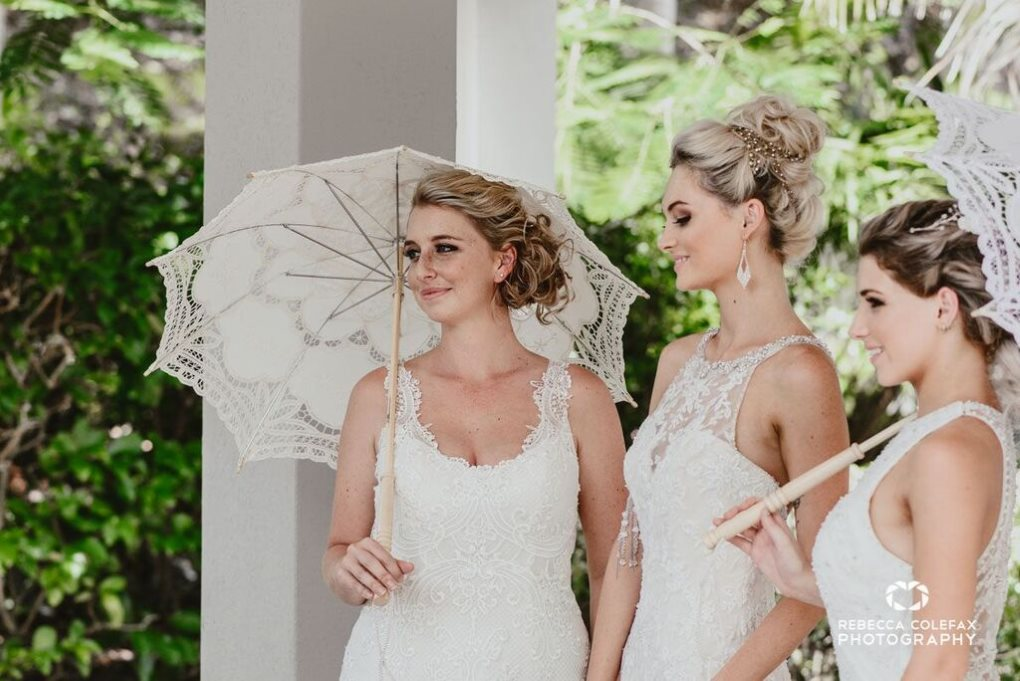 Noosa mobile wedding and makeup