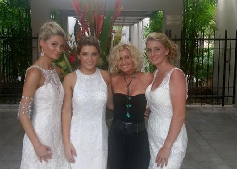 Noosa Wedding Makeup artist